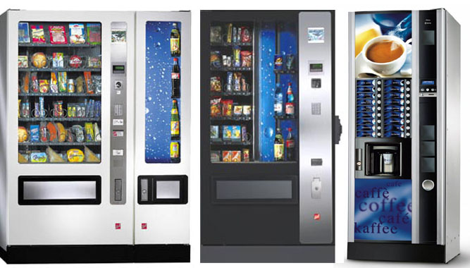 münzen automaten